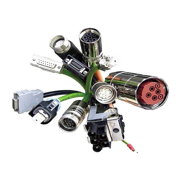 Servo connector