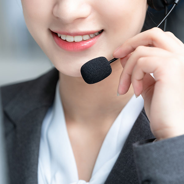 Technical support hotline