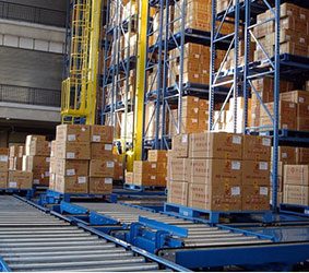 Logistics packaging and transportation