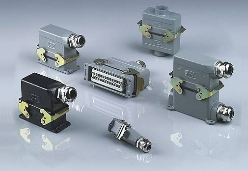 What are the considerations when designing industrial connectors