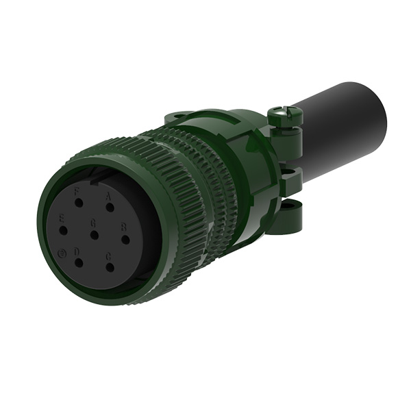 Military connector (MIL-DTL-5015)